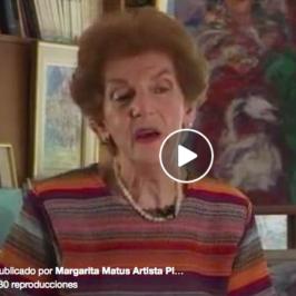 Entrevista a la pintora Margarita Matus